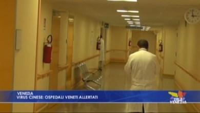 Corona virus: gli ospedali veneti allertati