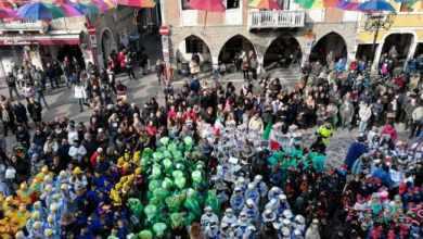 Mascherine di Carnevale a Chioggia: programma degli eventi