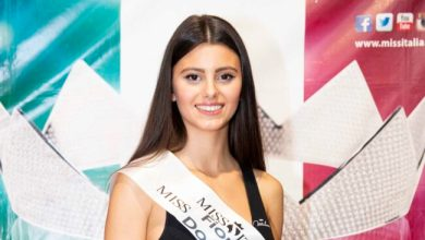 "Photo of Greta Bellotto vince la 1 selezione di ""Miss Italia 2020"" in Veneto"
