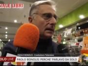 Paolo Bonolis presenta il suo primo libro a San Donà di Piave