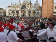 Storia di un amore invincibile - Carnevale di Venezia 2020
