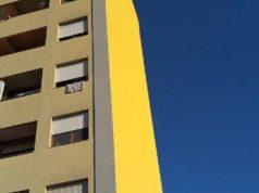 Edificio Ater in Via Triestina: terminata la prima fase dei lavori