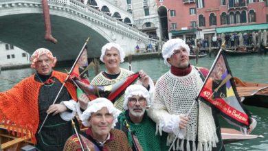 Regata delle befane 2020: grande festa in Canal Grande
