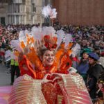 Volo dell'Angelo Linda Pani Carnevale di Venezia