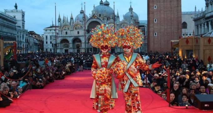 Carnevale di Venezia 2020 in Piazza San Marco: programma 15 febbraio