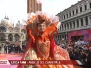DIRETTA Volo dell'Angelo del Carnevale di Venezia 2020