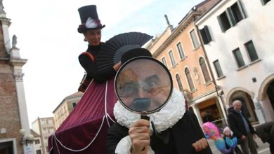 Photo of Mestre Carnival Street Show: arte circense e musica country