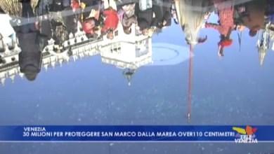 Piazza San Marco: 50 milioni per proteggerla dall'acqua alta