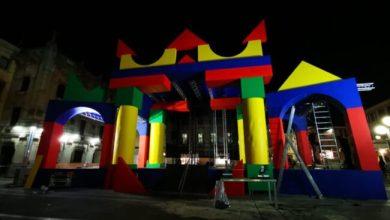 Mestre Carnival Street Show: