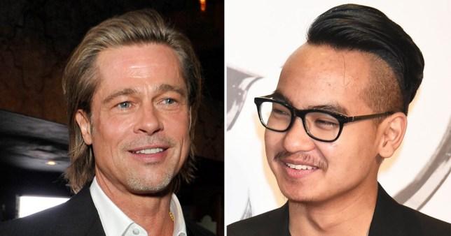 Brad Pitt e la riconquista del figlio Maddox