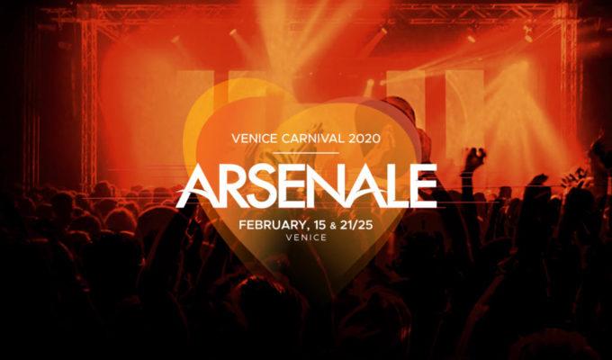 """Arsenale Carnival Experience: torna il divertimento con """"Love Clinic"""""""