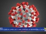 Coronavirus: richiesta la quarantena per gli studenti cinesi