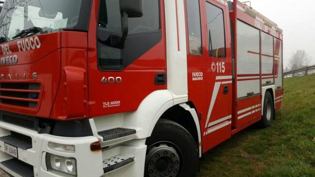 Fuga di gas a Marghera: tubo urtato da un camion