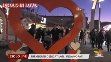Jesolo in Love 2020: tre giorni dedicati agli innamorati