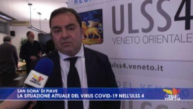 Coronavirus: la situazione attuale nell'Ulss4