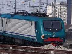 treno sviato mestre