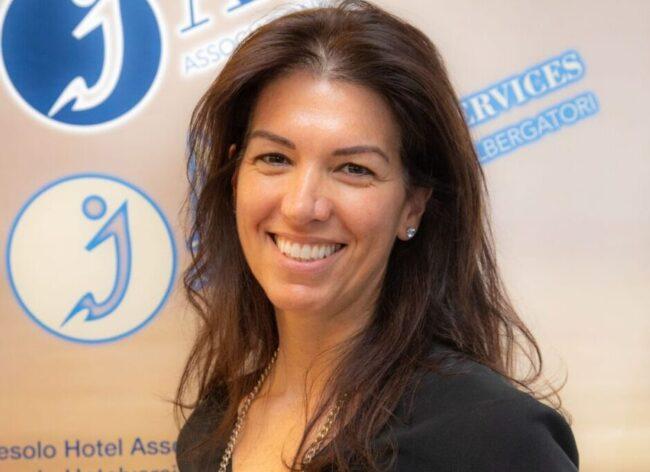 Silvia Visentin madrina della 50° fiera dell'Alto Adriatico