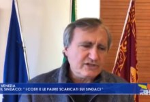"Photo of Brugnaro: ""i costi e le paure scaricate sui sindaci"""