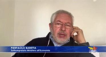 VIDEO: Coronavirus, Baretta: i sostegni economici del governo - Televenezia