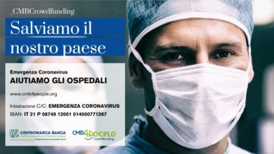 Photo of Coronavirus: crowdfunding per aiutare le terapie intensive