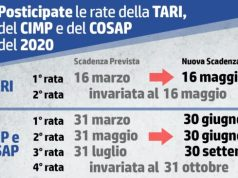 Tari, Cimp e Cosap: la Giunta di Venezia rinvia le scadenze di marzo - Televenezia