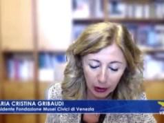 Mariacristina Gribaudi: la cultura a Venezia non si ferma