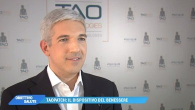 Photo of Taopatch, il dispositivo del benessere: parla Fabio Fontana