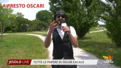 Photo of Oscar Cacace lascia Jesolo Live: tutti i fuori onda