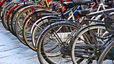 Portogruaro: nuove rastrelliere per le biciclette in stazione