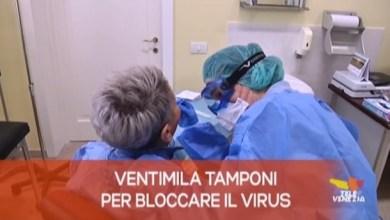 TG Veneto News: le notizie del 23 marzo 2020