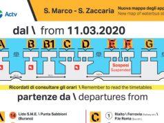 Actv: aperti i pontili provvisori San Zaccaria G e Rialto A1
