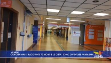 Coronavirus in Veneto: bollettino 16 marzo. Raggiunti 70 morti