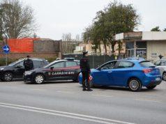 controlli coronavirus carabinieri 18 marzo