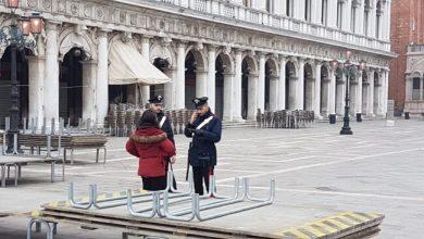 Coronavirus: 18 denunciati in provincia di Venezia