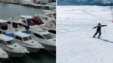 """Salone Nautico 2020 si """"SciVoga"""": montagna e mare legati dai due sport"""