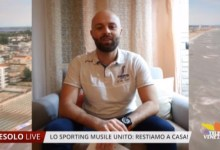 Photo of Sporting Musile unito: restiamo a casa