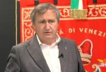 Coronavirus a Venezia, aggiornamento 6 aprile: parla Brugnaro