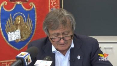 """Coronavirus, conferenza stampa sull'avvio della """"Fase 2"""" a Venezia"""