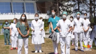VIDEO: Coronavirus: 1200 € in più per i lavoratori sanitari veneti - Televenezia