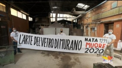 "Photo of Murano, nasce il movimento ""Io sono Murano"" per superare la crisi"