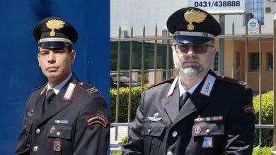 Bibione ed Eraclea: due nuovi comandati per i carabinieri