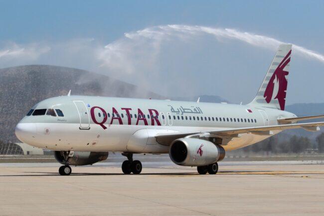 Qatar Airways torna a volare dall'aeroporto di Venezia Marco Polo