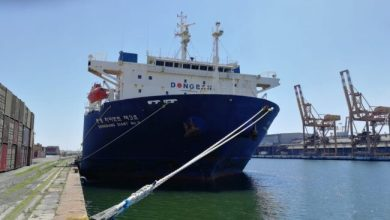Photo of Dongbang Giant: la supernave coreana approda al Porto di Venezia