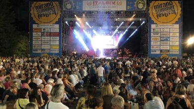 Photo of Mirano Summer Festival 2020 non si arrende al Covid: kermesse in agosto