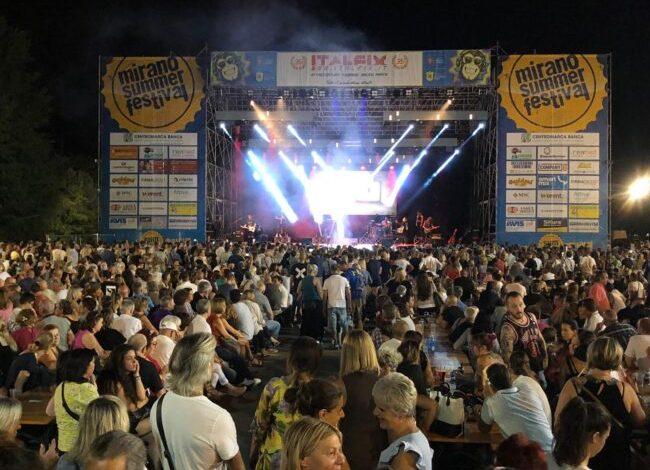 mirano summer festival 2020