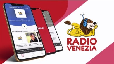 Photo of RadioPlayer Italia: anche Radio Venezia su app delle radio