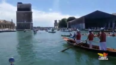 vogada della rinascita 200 barche