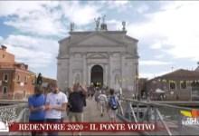 Festa del Redentore 2020 a Venezia