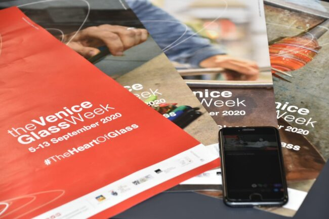 The Venice Glass Week: presentata la 4° edizione a settembre 2020