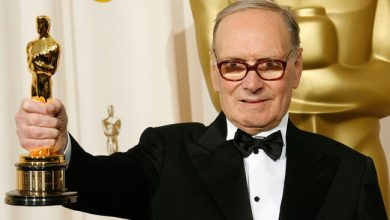 Photo of Il Maestro Morricone sepolto al Laurentino